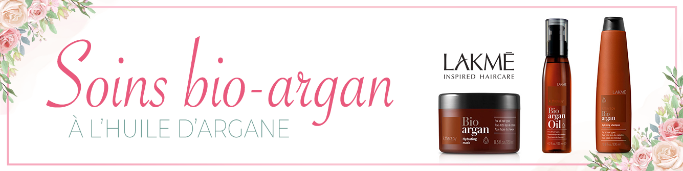 Soins bio-argan